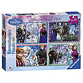 Disney Frozen 4X42 Pc Bumper Puzzle