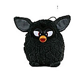 Furby 14cm Plush Soft Toy (no Sounds) - Black