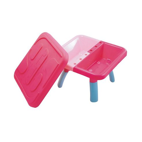 ELC Pink Sand and Water Table