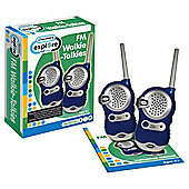 Discovery FM Walkie Talkies
