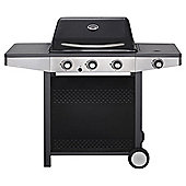 Tesco 3-burner Gas BBQ with Side Burner