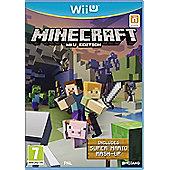 Wii U Minecraft: Wii U Edition