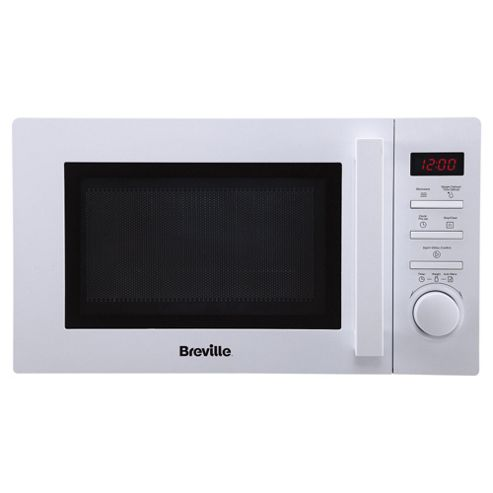 buy breville brsmwp1716 white 17l solo microwave from our. Black Bedroom Furniture Sets. Home Design Ideas