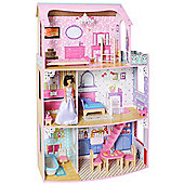 Sylvatown Fashion Glamour Dolls House Mansion
