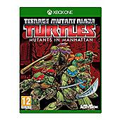 Teenage Mutant Ninja Turtles 2016 Xbox One