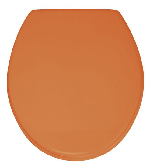 Wenko Prima Toilet Seat in Orange 158C