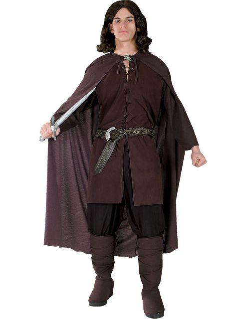 Lord of the Rings Aragorn - Adult Costume Size: 38-44