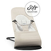 BabyBjorn Balance Soft Bouncer (Beige/Grey)