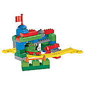 Mega Bloks Thomas Percy at the Washdown