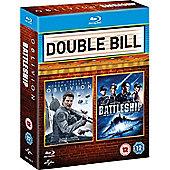 Oblivion/ Battleship (Blu-ray)