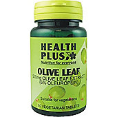 Health Plus Olive Leaf 500mg 60 Veg Tablets