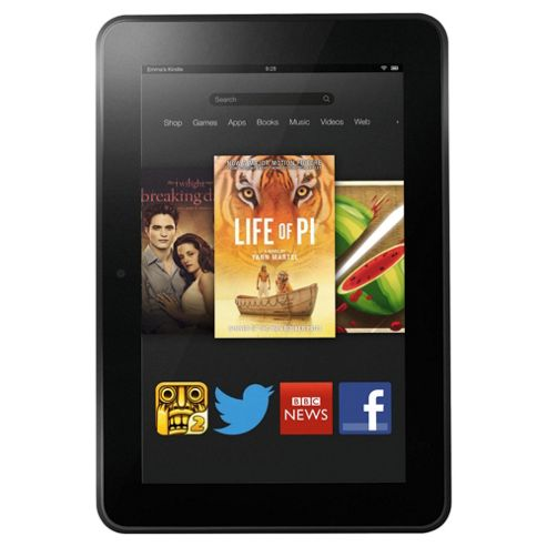 Kindle Fire HD 16GB WiFi 8.9
