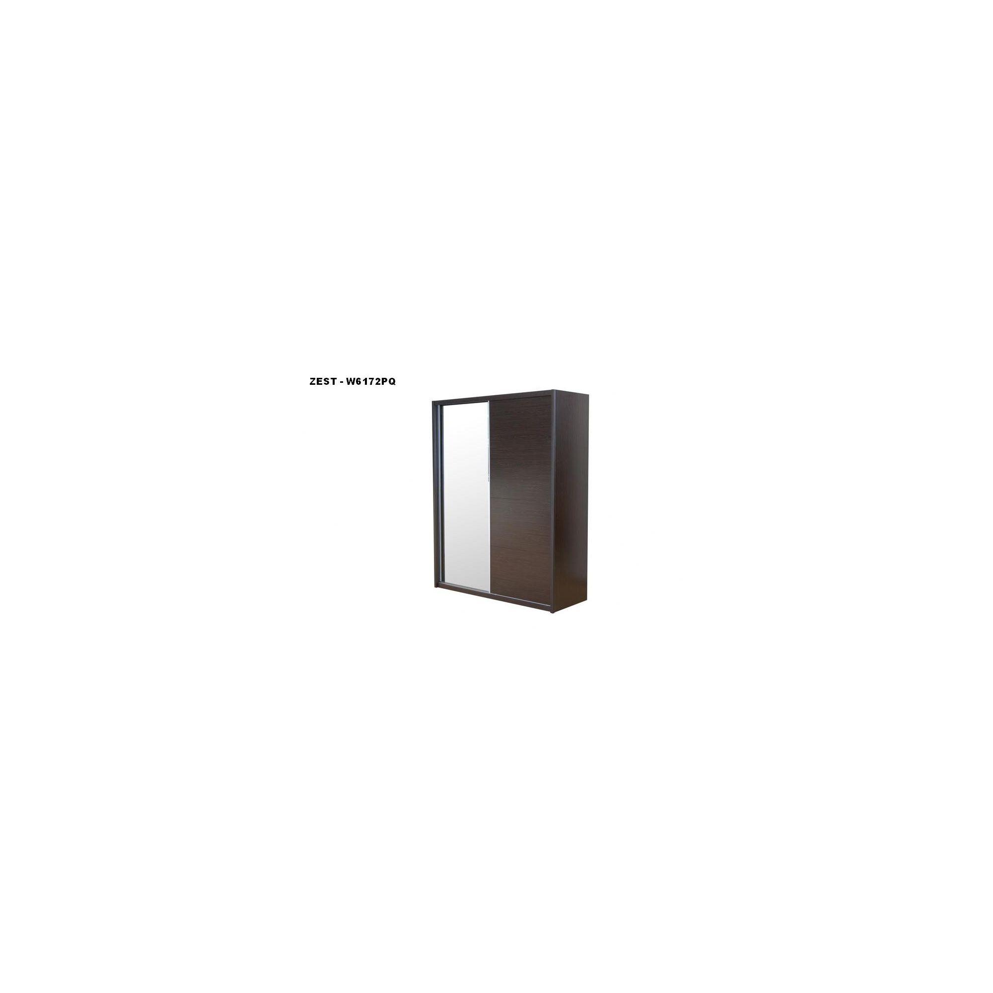 Central Furniture Distribution Zest Two Door Slider Wardrobe at Tesco Direct