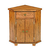 Origin Red Greenwich Corner Cabinet
