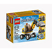 Lego Creator Power Digger