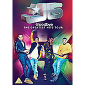 Jls Goodbye: The Farewell Tour DVD