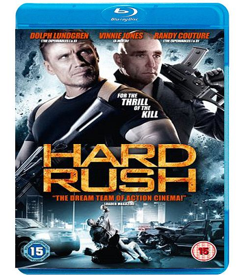Hard Rush Blu-Ray