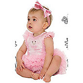 Minnie Mouse Pink Sparkle - Baby Costume 3-6 months