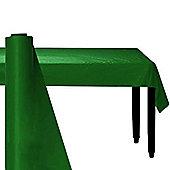 Green Table Roll - 30m Plastic