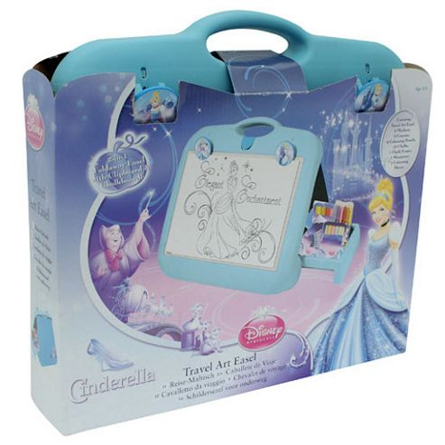 Cinderella Travel Art Easel