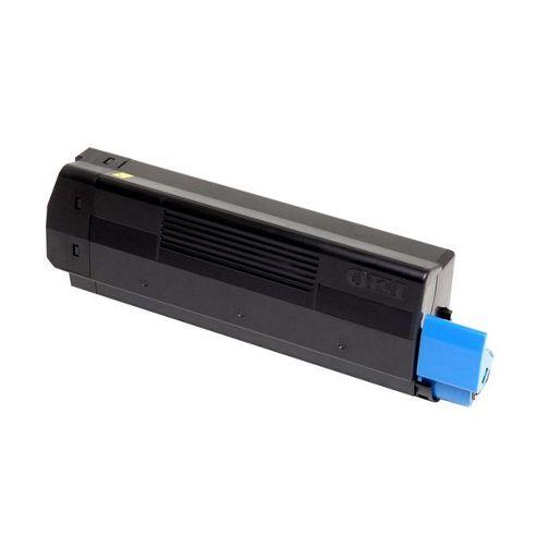 OKI High Capacity Toner Cartridge (Yellow) for C5250/C5450/C5510 MFP/C5540 MFP Printers