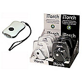 Proteam To1058 Wind Up Itorch 3Led