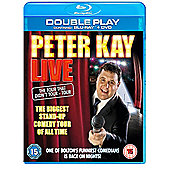 Peter Kay Live - The Tour That Doesn'T Tour Tour