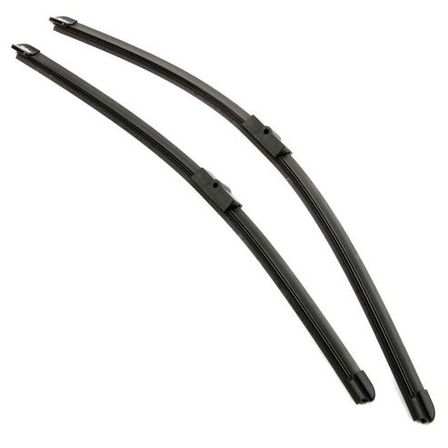 Flat Wiper Blade Set Silencio Xtrim Vm318 Mazda 3