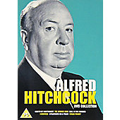The Alfred Hitchcock Signature Collection (DVD)
