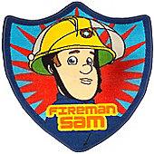 Fireman Sam Shield Shaped Rug