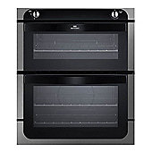 New World NW701G Double Gas Oven Stainless Steel