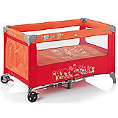 Jane Duo Level Travel Cot (Around the World)