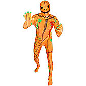 Morphsuit Pumpkin - Adult Costume Size: 42-44