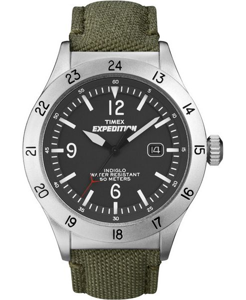 Timex Gents Expedition Green Watch T49880SU