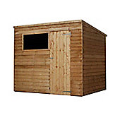 Mercia 8x6 Overlap Pent Shed