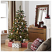 Norway Spruce 6ft Christmas Tree, Tesco