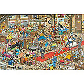 The Dog Show (3000 Pce) - JVH Puzzle