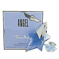 Thierry Mugler Angel Stars in The Sky Gift Set, Eau de Parfum 25ml & mini 5ml