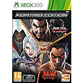 The Fighting Edition (Tekken 6, Tekken Tag Tournament 2 and Soul Calibur V) - Xbox-360