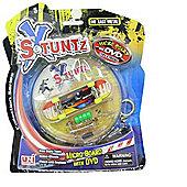 Stuntz X Micro Board Set With Teaching Disc