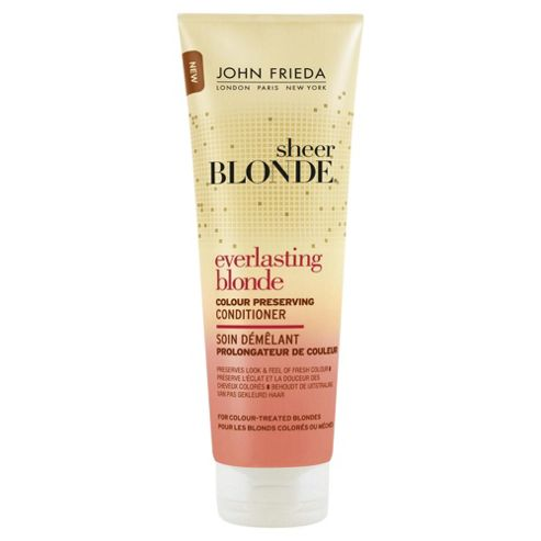 John Frieda Frizz Ease Sheer Blonde Everlasting Blonde Conditioner 250ml