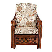 Desser Santiago Chair - Monet Fabric - Grade A