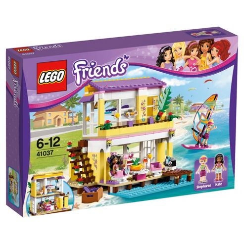LEGO  Friends Stephanie's Beach House 41037 (Do Not Use)