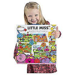 Little Miss Sunshine 10-in-1 Puzzle Pack