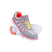 Akin Womens lightweight Mesh Breathable Running Sneakers Shoes Trainers - Pink