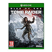 Rise of the Tomb Raider - Xbox-One