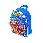 Moshi Monsters 3D Backpack with Front Pocket