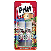 Pritt 2 x 43g Jungle Edition