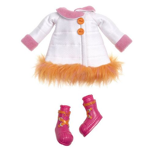Lalaloopsy Winter Coat Outfit