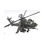 Forces Of Valor Us Ah-64D Apache Longbow Iraq 2003 84006 1:48 Diecast Model